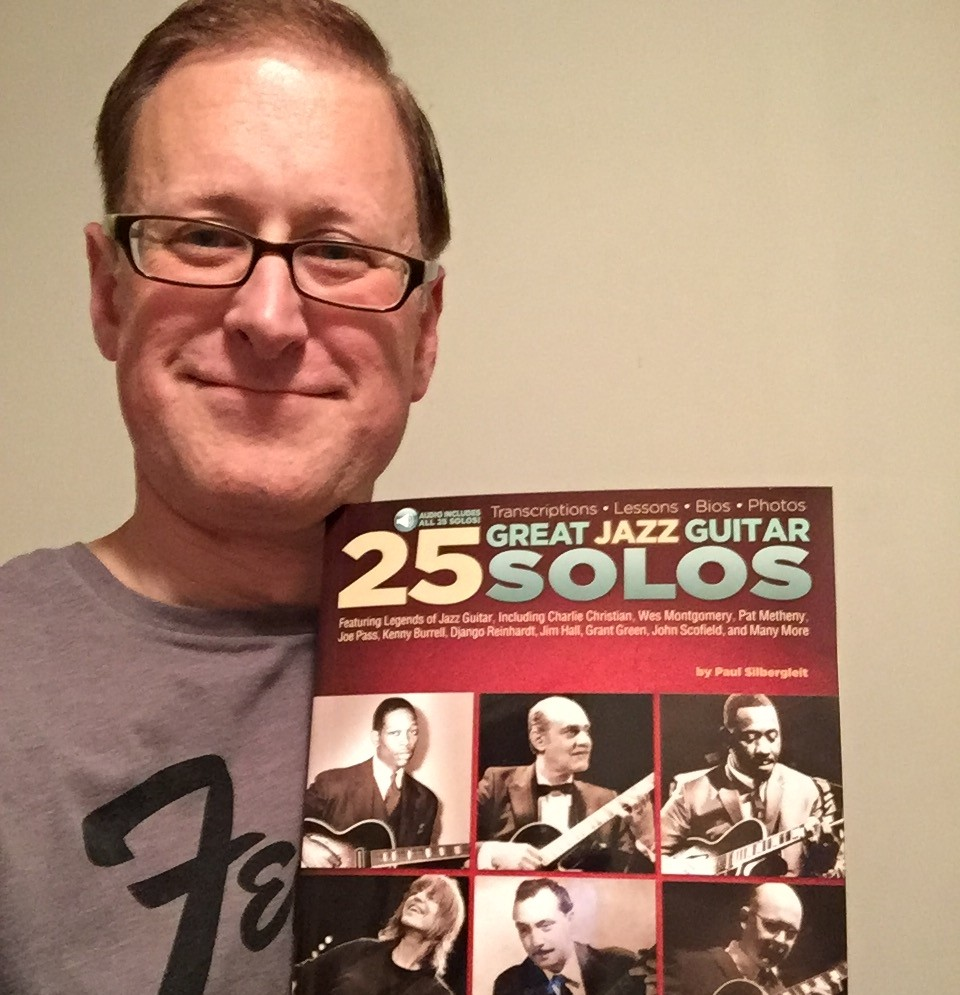 Finally Out: 25 Great Jazz Guitar Solos