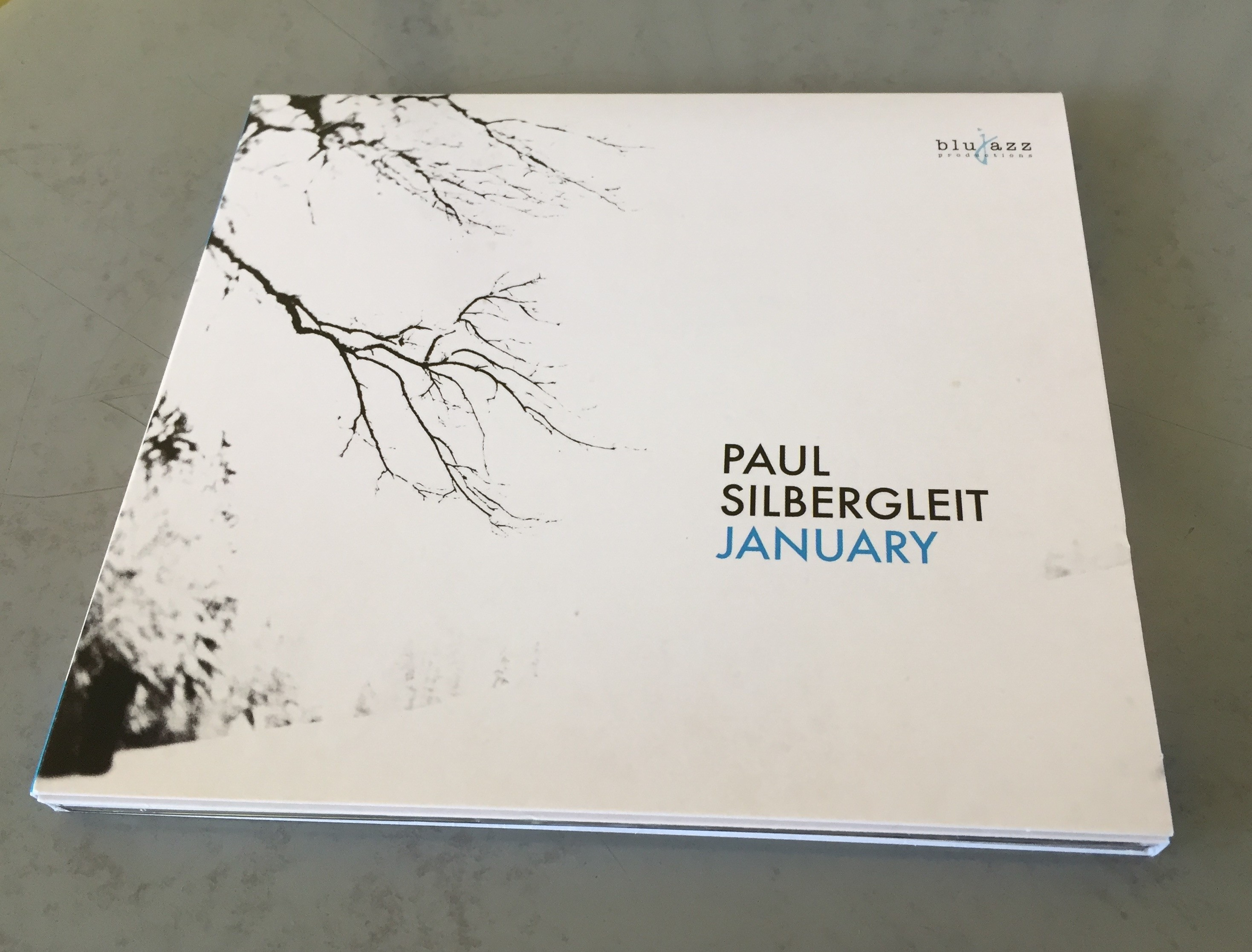 "New CD ""January"" released at long last!"